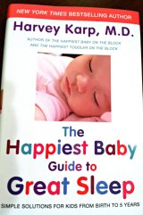 {Product Review and Giveaway} The Happiest Baby Guide to Great Sleep