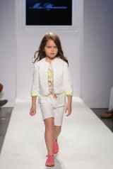 A Hint of Spring: petite PARADE/Vogue bambini NY Kids Fashion Week 2013
