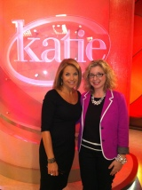 Blogging Live from The Katie Show