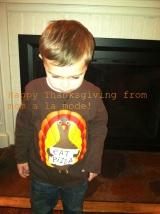 Wordless Wednesday: Thanksgiving EveEdition