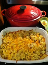 Thanksgiving Side Dish: Butternut Squash Mac n Cheese