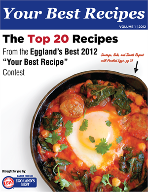 Free eCookbook from Eggland's Best