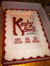 Kick up those Kinky Boots for a Fun Night onBroadway