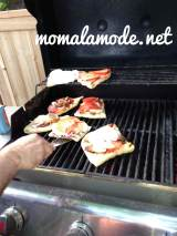 Party-Perfect DIY Grilled Pizza