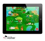 Extra! Extra! – Read All About it: Learn with Homer for iPad Launches Today {Giveaway Closed}