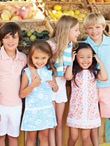 Kids Fashion Week: Oscar de la Renta Spring/Summer 14 Childrenswear Collection
