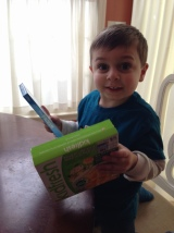 Frozen with Excitement: Dinner and a Movie with Kidfresh and Disney's Frozen {GiveawayClosed}