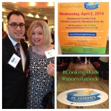 Gourmet Fare from Everywhere: St. Joseph's Children's Hospital 7th Annual Cooking for KidsEvent