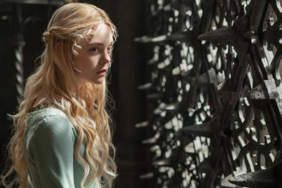 Elle Fanning as Aurora photo courtesy of Disney Motion Pictures