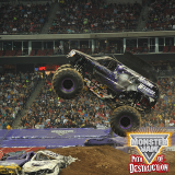 Monster Jam Path of Destruction Hits MetLife Stadium, 6/14 {Ticket Giveaway Closed}
